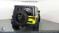 2016 Jeep Wrangler 4WD Unlimited Rubicon for sale 101046685