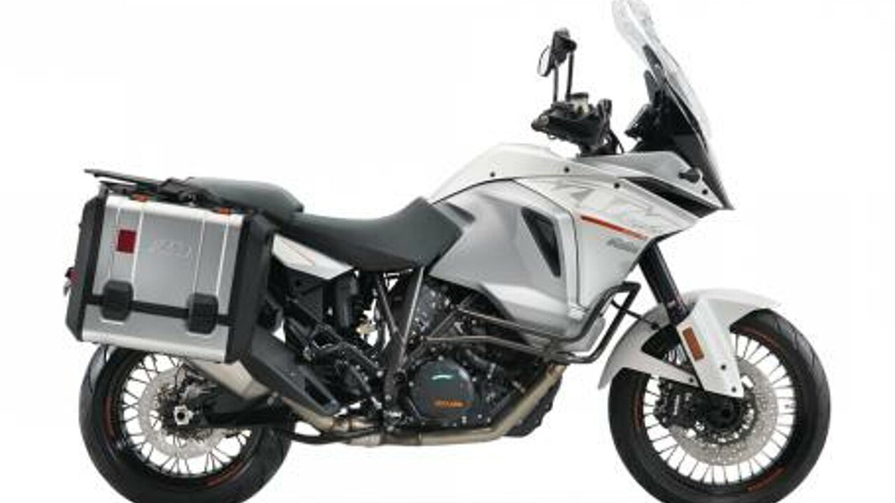 2016 KTM 1290 Super Adventure for sale 200408083