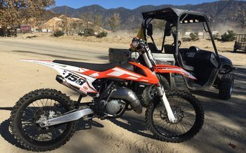 2017 ktm 150sx motorcycles for sale - motorcycles on autotrader