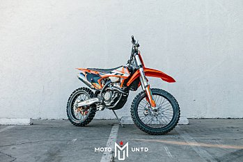 2016 KTM 250XC-F for sale 200524353
