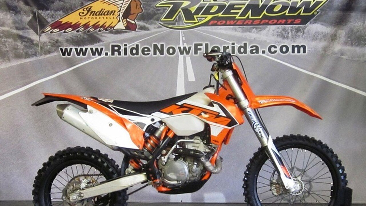 2016 KTM 250XCF-W for sale 200620943