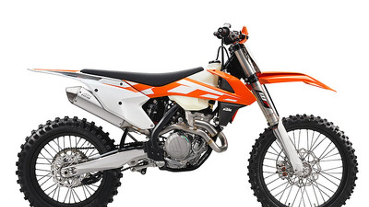 2016 KTM 350XC-F for sale 200410957