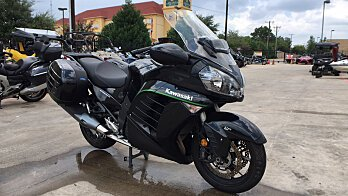 2016 Kawasaki Concours 14 for sale 200479758