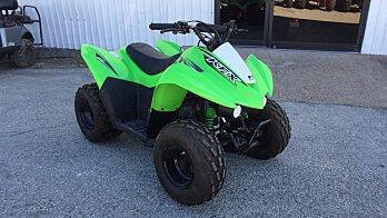2016 Kawasaki KFX90 for sale 200333887