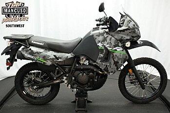 2016 Kawasaki KLR650 for sale 200433585