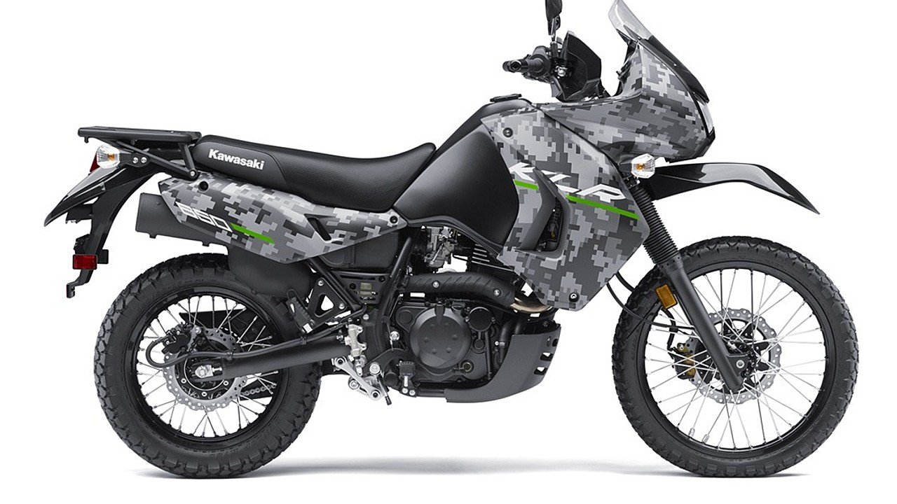 2016 Kawasaki KLR650 for sale 200448236