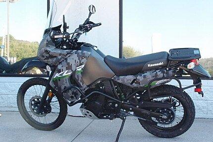2016 Kawasaki KLR650 for sale 200614119