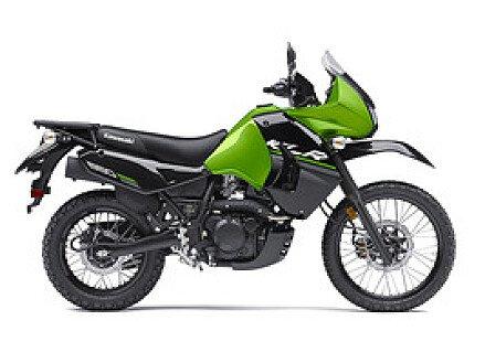 2016 Kawasaki KLR650 for sale 200617002