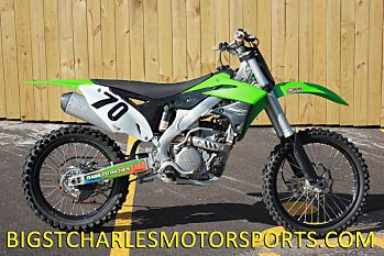 2016 Kawasaki KX250F for sale 200445277