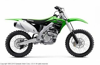 2016 Kawasaki KX250F for sale 200508619