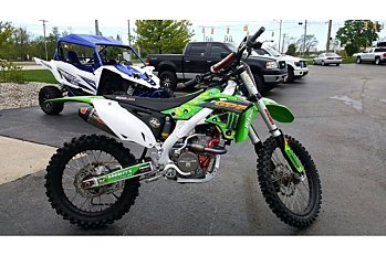 2016 Kawasaki KX250F for sale 200581383