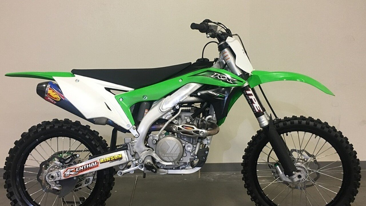 2016 Kawasaki KX450F for sale 200580441