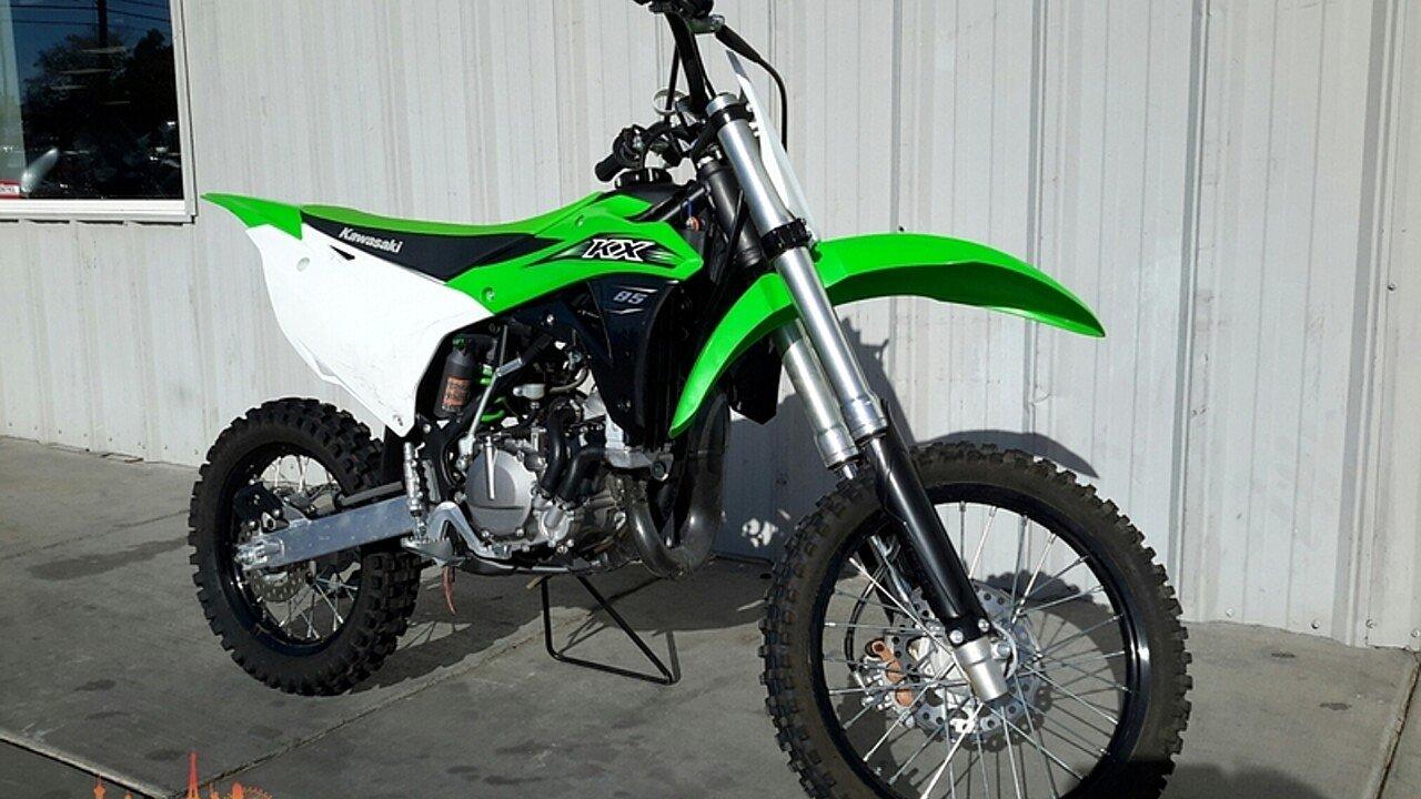 2016 Kawasaki KX85 for sale 200503158