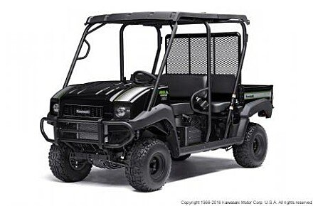 2016 Kawasaki Mule 4010 for sale 200584852