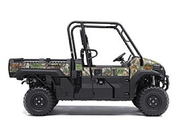 2016 Kawasaki Mule Pro-FX EPS Camo for sale 200432371