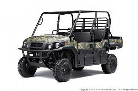 2016 Kawasaki Mule Pro-FX EPS Camo for sale 200584858