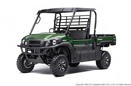 2016 Kawasaki Mule Pro-FX EPS LE for sale 200584958