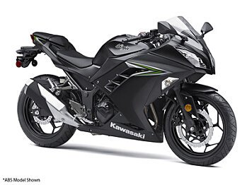 2016 Kawasaki Ninja 300 for sale 200365681