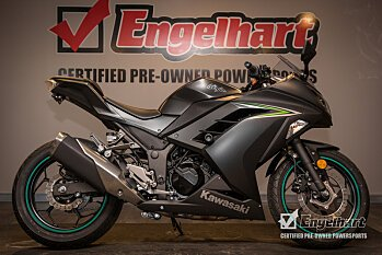 2016 Kawasaki Ninja 300 for sale 200597922