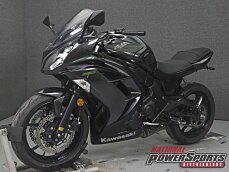 2016 Kawasaki Ninja 650 for sale 200600989