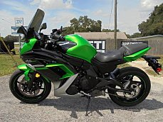 2016 Kawasaki Ninja 650 for sale 200620175