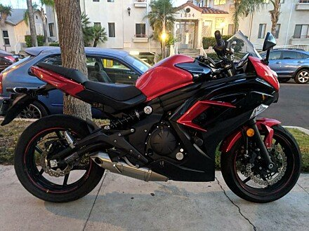 2016 Kawasaki Ninja 650 for sale 200620454
