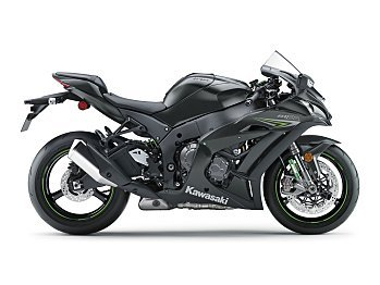 2016 Kawasaki Ninja ZX-10R for sale 200448248