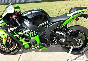 2016 Kawasaki Ninja ZX-10R for sale 200543043