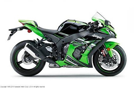 2016 Kawasaki Ninja ZX-10R for sale 200482263