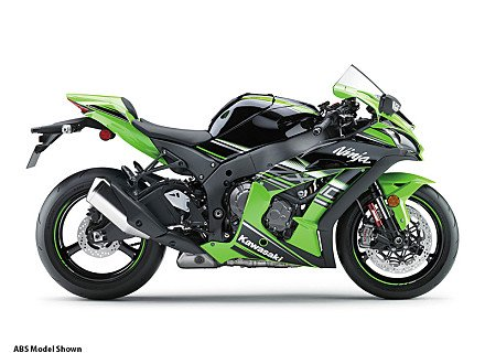 2016 Kawasaki Ninja ZX-10R for sale 200547145