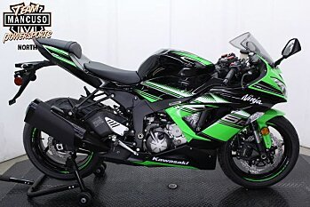 2016 Kawasaki Ninja ZX-6R for sale 200438202