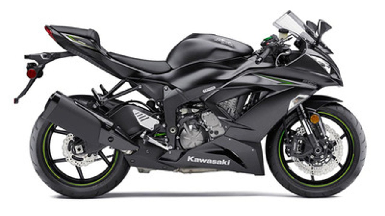 2016 Kawasaki Ninja ZX-6R for sale 200438372