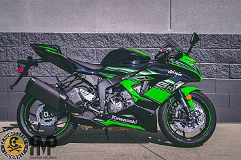 2016 Kawasaki Ninja ZX-6R for sale 200440572