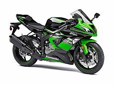 2016 Kawasaki Ninja ZX-6R for sale 200446462