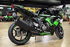 2016 Kawasaki Ninja ZX-6R for sale 200446828