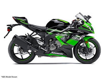 2016 Kawasaki Ninja ZX-6R for sale 200554108