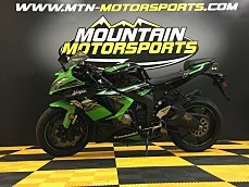 2016 Kawasaki Ninja ZX-6R for sale 200593757