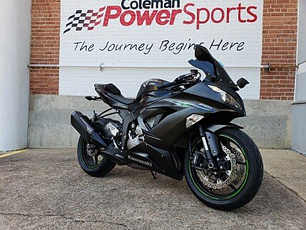 2016 Kawasaki Ninja ZX-6R for sale 200600105