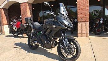 2016 Kawasaki Versys for sale 200490051
