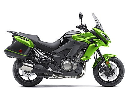 2016 Kawasaki Versys 1000 LT for sale 200458503