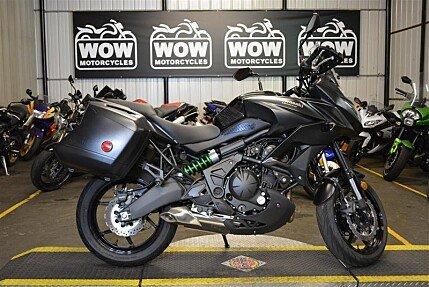 2016 Kawasaki Versys for sale 200500754