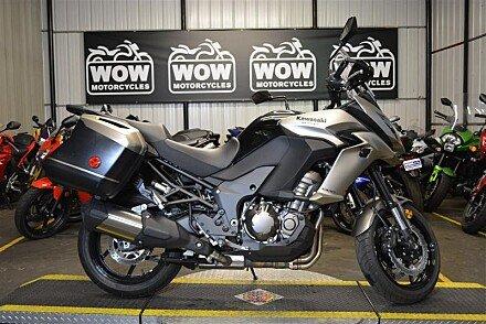 2016 Kawasaki Versys for sale 200501603