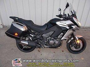 2016 Kawasaki Versys 1000 LT for sale 200636612