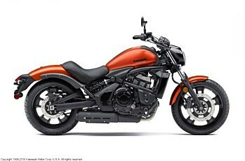 2016 Kawasaki Vulcan 650 S ABS Cafe for sale 200354464