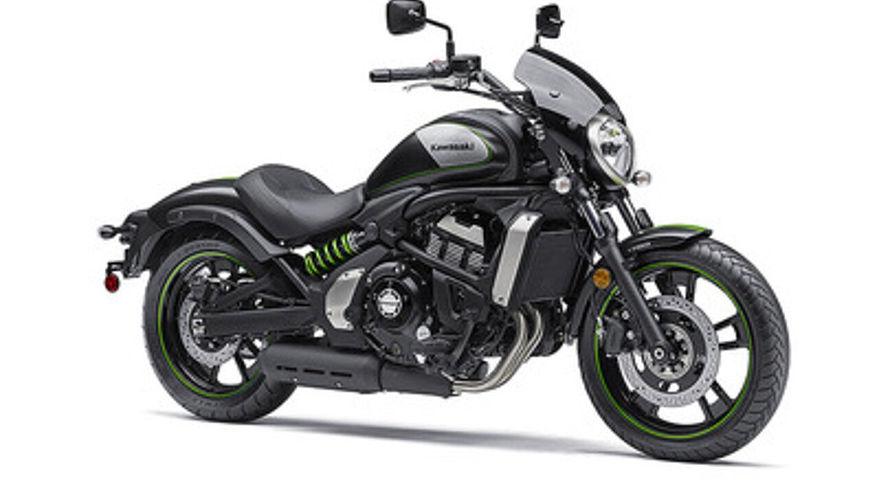 2016 Kawasaki Vulcan 650 S ABS Cafe for sale 200372841
