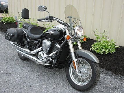 2016 Kawasaki Vulcan 900 for sale 200597329