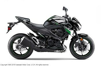 2016 Kawasaki Z800 ABS for sale 200355482