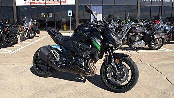 2016 Kawasaki Z800 ABS for sale 200549012