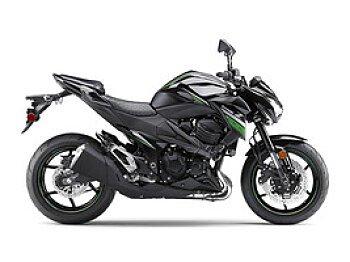 2016 Kawasaki Z800 ABS for sale 200554721