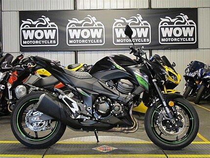 2016 Kawasaki Z800 for sale 200440142